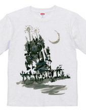 「月と城」