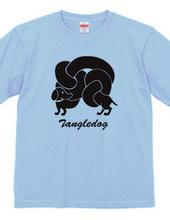 Tangle dog