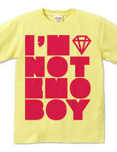 I'M NOT EMO BOY 02