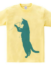 猫の糸電話 青01