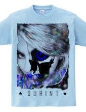 Skull Girl ver2 blue