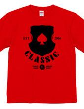 """Classic emblem """"Spade&quo"""