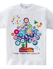 「The 49ers + ZDW!? / Soulstice」T-SHIRT