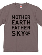 MOTHER EARTH black