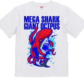 MEGA SHARK vs GIANT OCTPUS