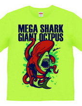 MEGA SHARK vs GIANT OCTPUS