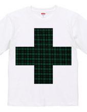 green check cross