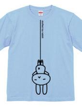 stuffed toy rabbit(吊り下げ)