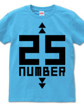 NUMBER 25 2