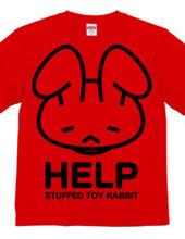stuffed toy rabbit(HELP)片面
