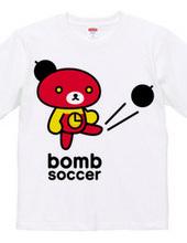 BOME BEAR/RED/BOMB SOCCER