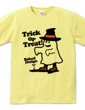 Trick or Treat! Ghost 01