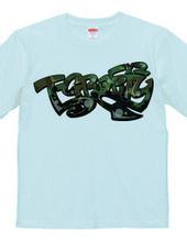 TG Graffiti (迷彩)
