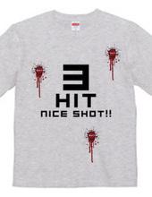 Three Hit (logo)