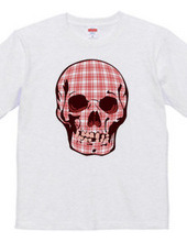 Skull_checked pattern