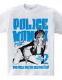 GIRLY POLICE BLACK