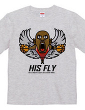 HIS FLY