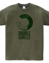 double circle_green