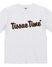 Tissue TimeロゴTシャツ