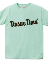 Tissue Time logo T-shirt