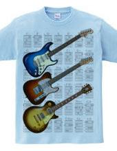 Guitar and chord