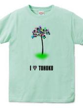 I  LOVE TOHOKU