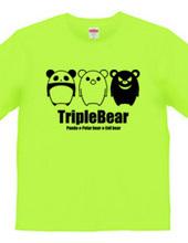 Triple Bear