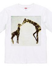 Giraffe Family 03