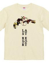 """Last Resort"" T-shirts"