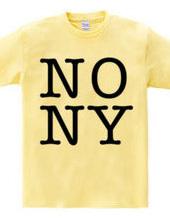 No New York