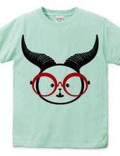 弱気な悪魔とメガネ