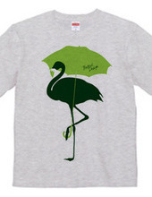Flamingo Umbrella 03