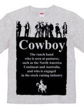 Corps cowboy