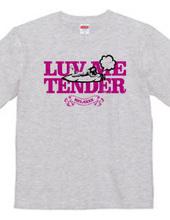 """luv me tender/pink"" T-shirts"