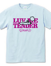 """luv me tender/pink"" T-shirts"