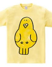 BIG幸せの黄色いハトチャン