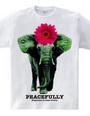 elephantPEACEFULLY