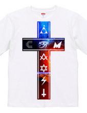 an icon cross c