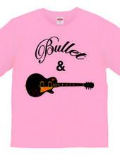 bullet & guitar