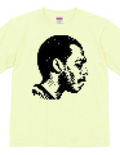 Bud Powell 8-bit series t-shirt