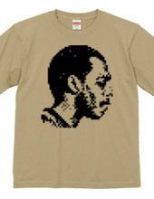Bud Powell 8Bitシリーズ Tシャツ