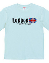 LONDON 兵隊さん&イギリス旗