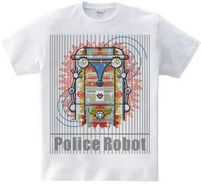 Police Robot (poster)