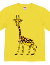 Giraffes know the transience of the worl