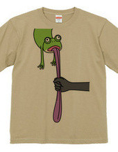 Frog's tongue