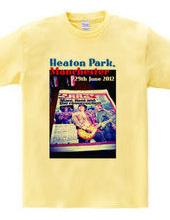 Heaton Park Manchester