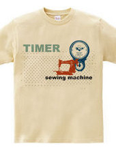 TIMER and sewing machine Type-b