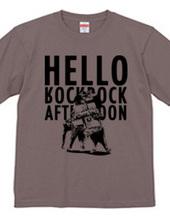 HELLO ROCK ZOU