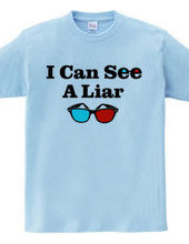 3Dめがね|I CAN SEE A LIAR