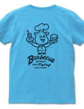 BBQ pig chef